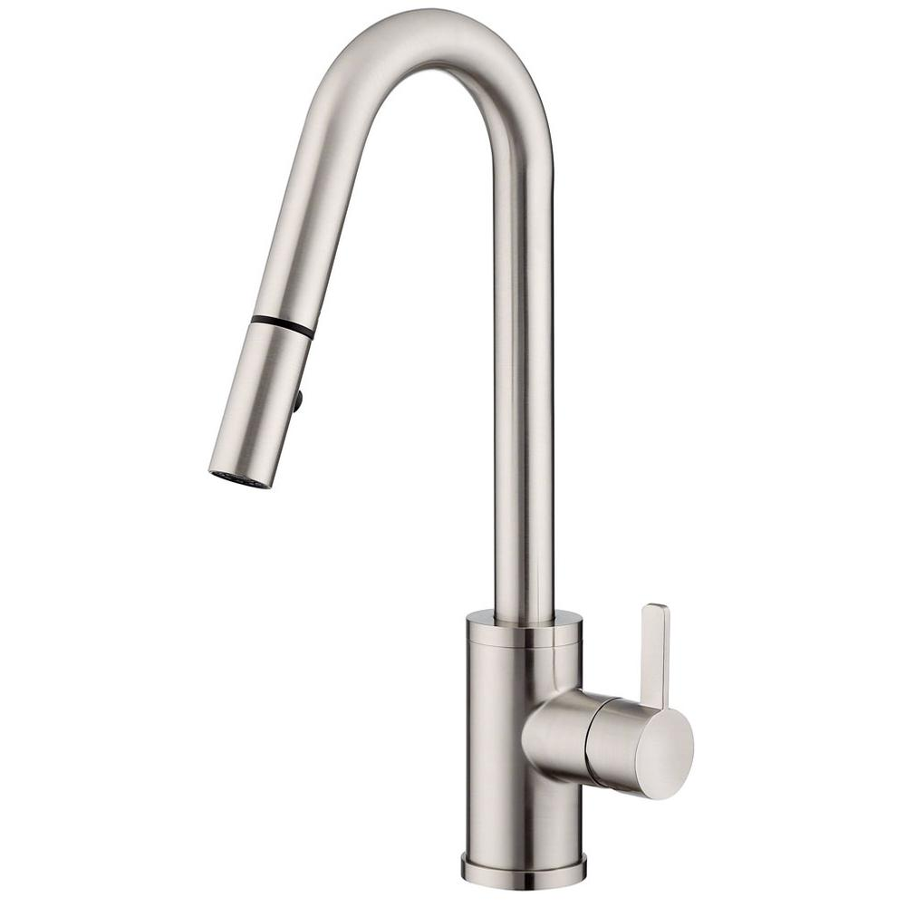Kitchen Faucets Steel | Kitchens and Baths by Briggs - Grand-Island ...