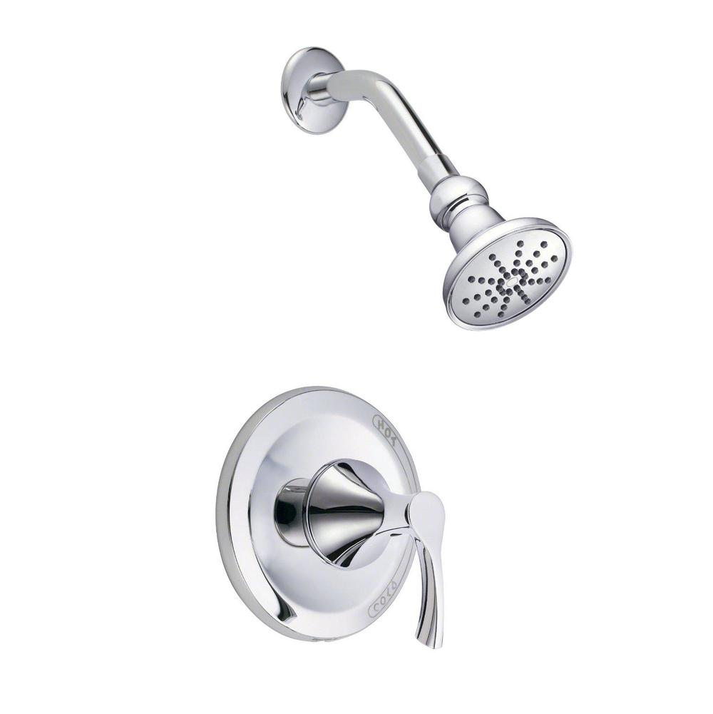 Danze Shower Only Faucets With Head Transitional | Kitchens and ...