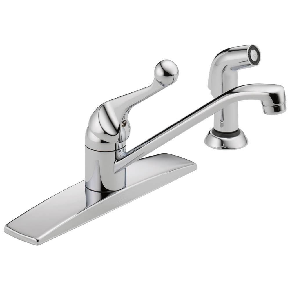 Delta Faucet 400LF-WF at Kitchens and Baths by Briggs Bath showroom ...