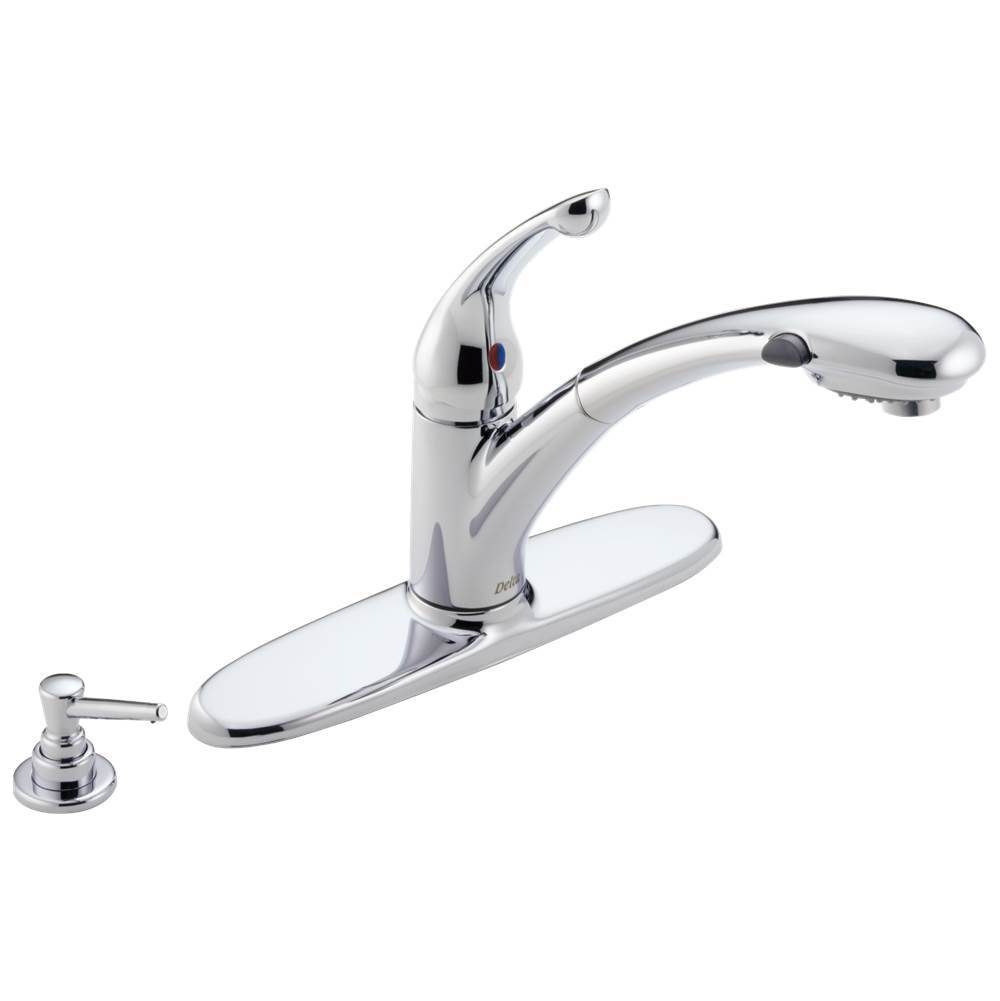 Delta Faucet 470-PROMO-DST at Kitchens and Baths by Briggs Bath ...