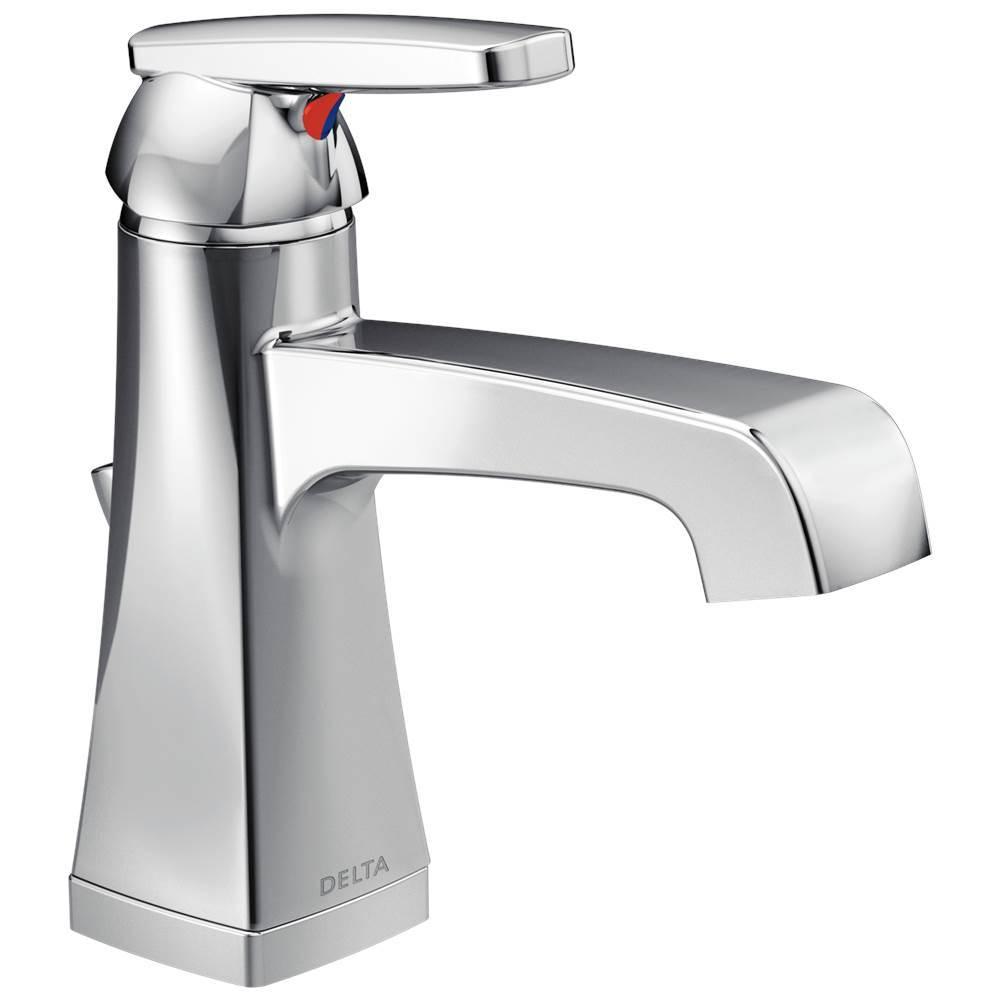 Delta faucet 564 mpu dst delta ashlyn single handle bathroom faucet