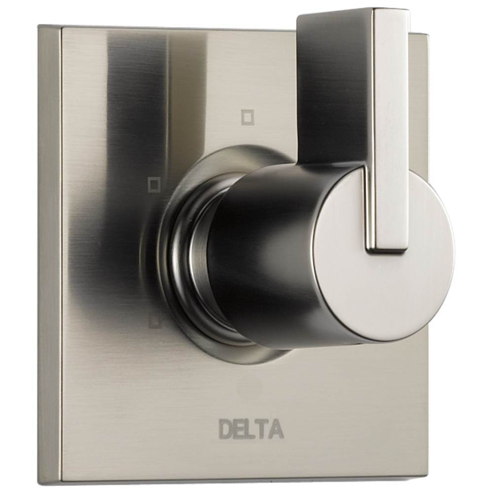 Delta Faucet Showers Volume Controls Steel | Kitchens and Baths by ...