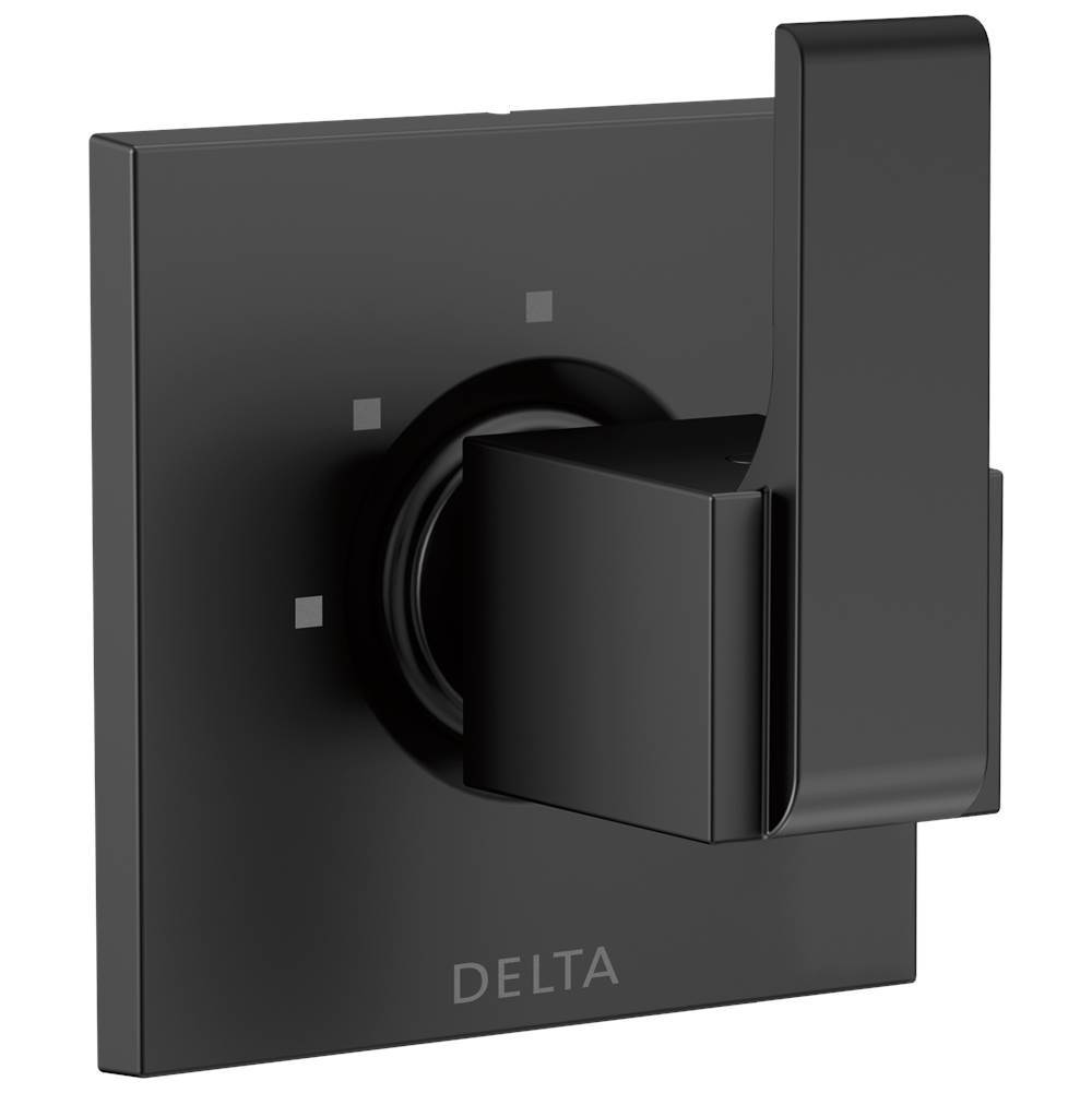 Delta Faucet Showers Volume Controls Black | Kitchens and Baths by ...