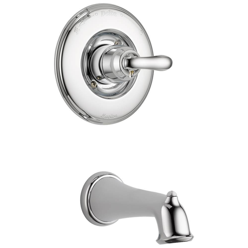 Delta Faucet Tub Fillers Wall Mount | Kitchens and Baths
