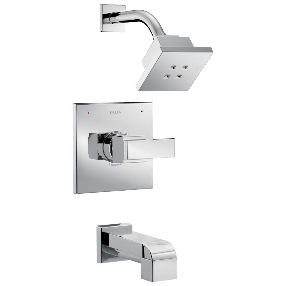 Delta Faucet Showers Tub And Shower Faucets Chromes | Kitchens and ...