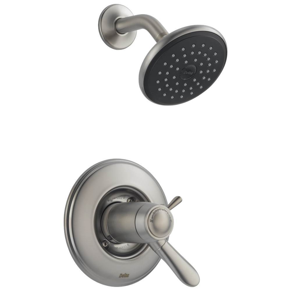 Delta Faucet Showers Lahara Steel | Kitchens and Baths by Briggs ...