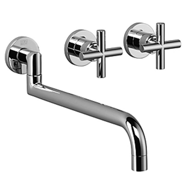 Dornbracht Wall Mounted Bathroom Sink Faucets item 36818892-06