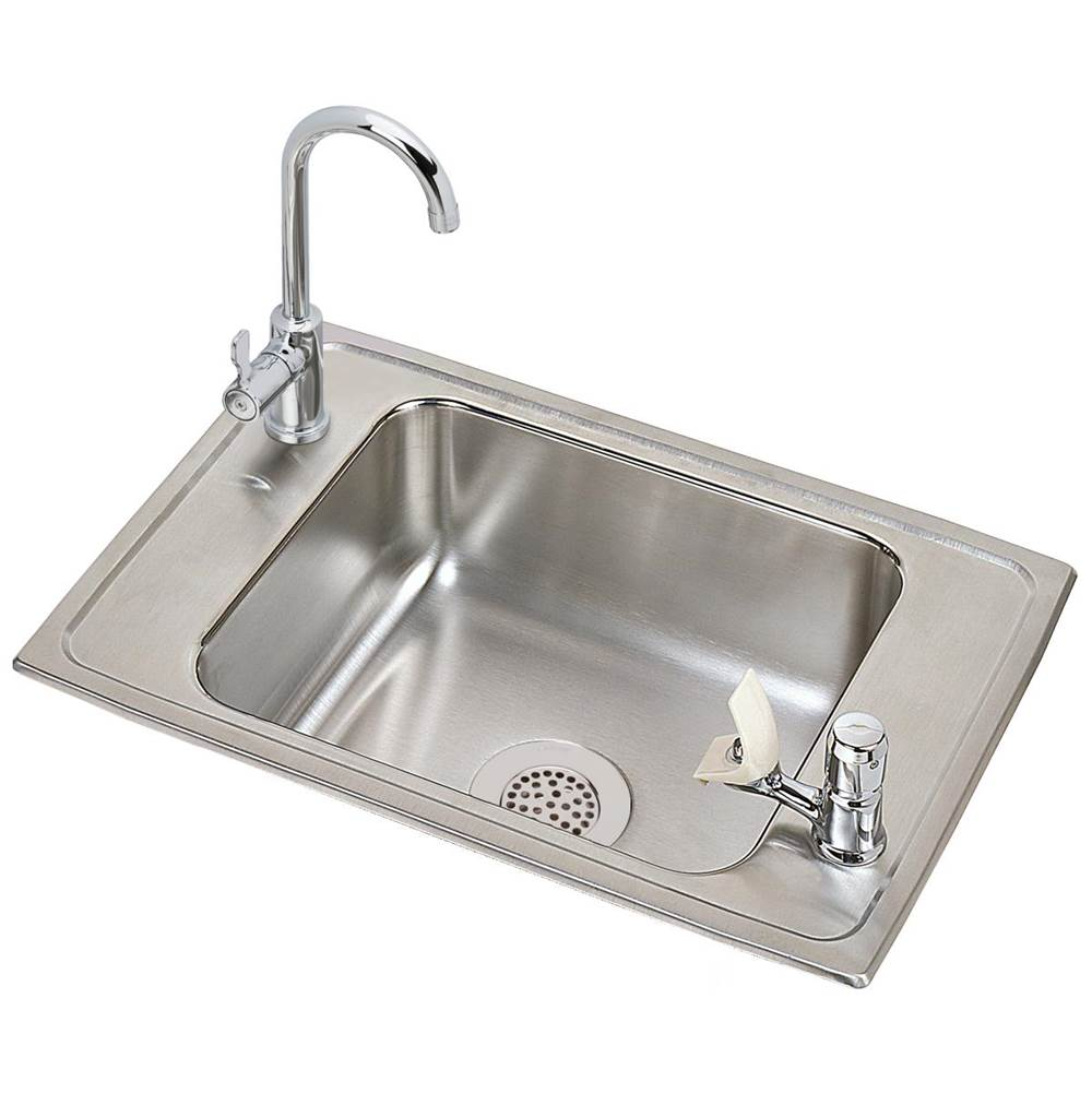 Elkay Drop In Laundry And Utility Sinks item CDKR2517VRC