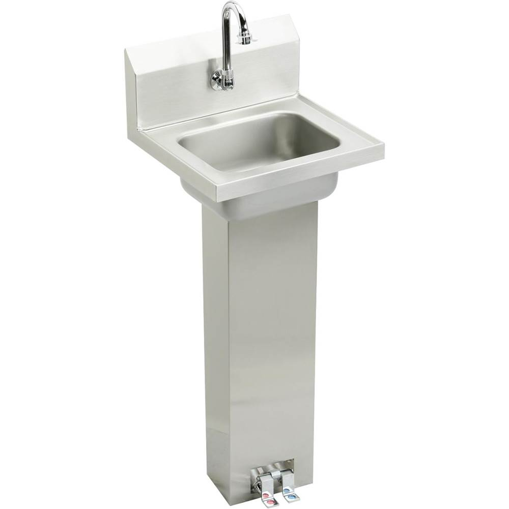 Elkay Console Laundry And Utility Sinks item CHSP17161