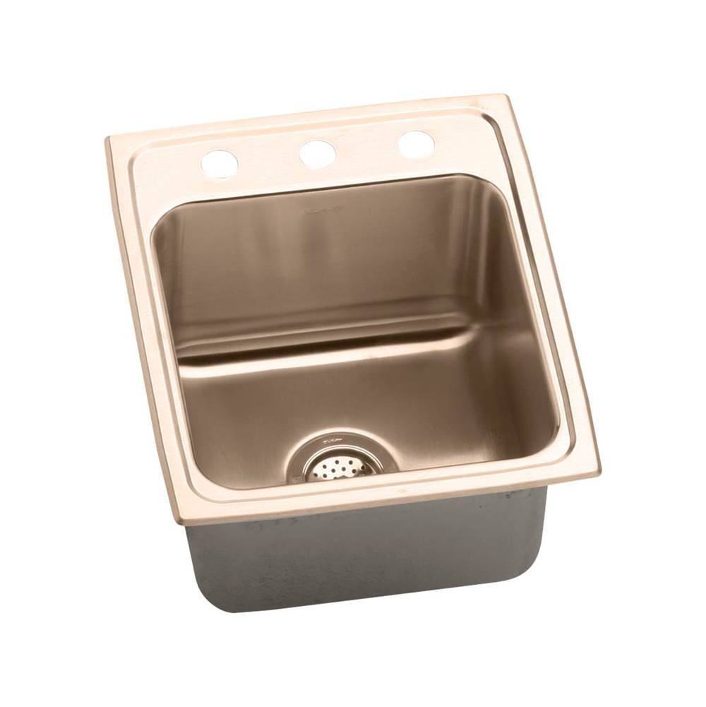 Elkay Drop In Kitchen Sinks item DLR172210MR2-CU