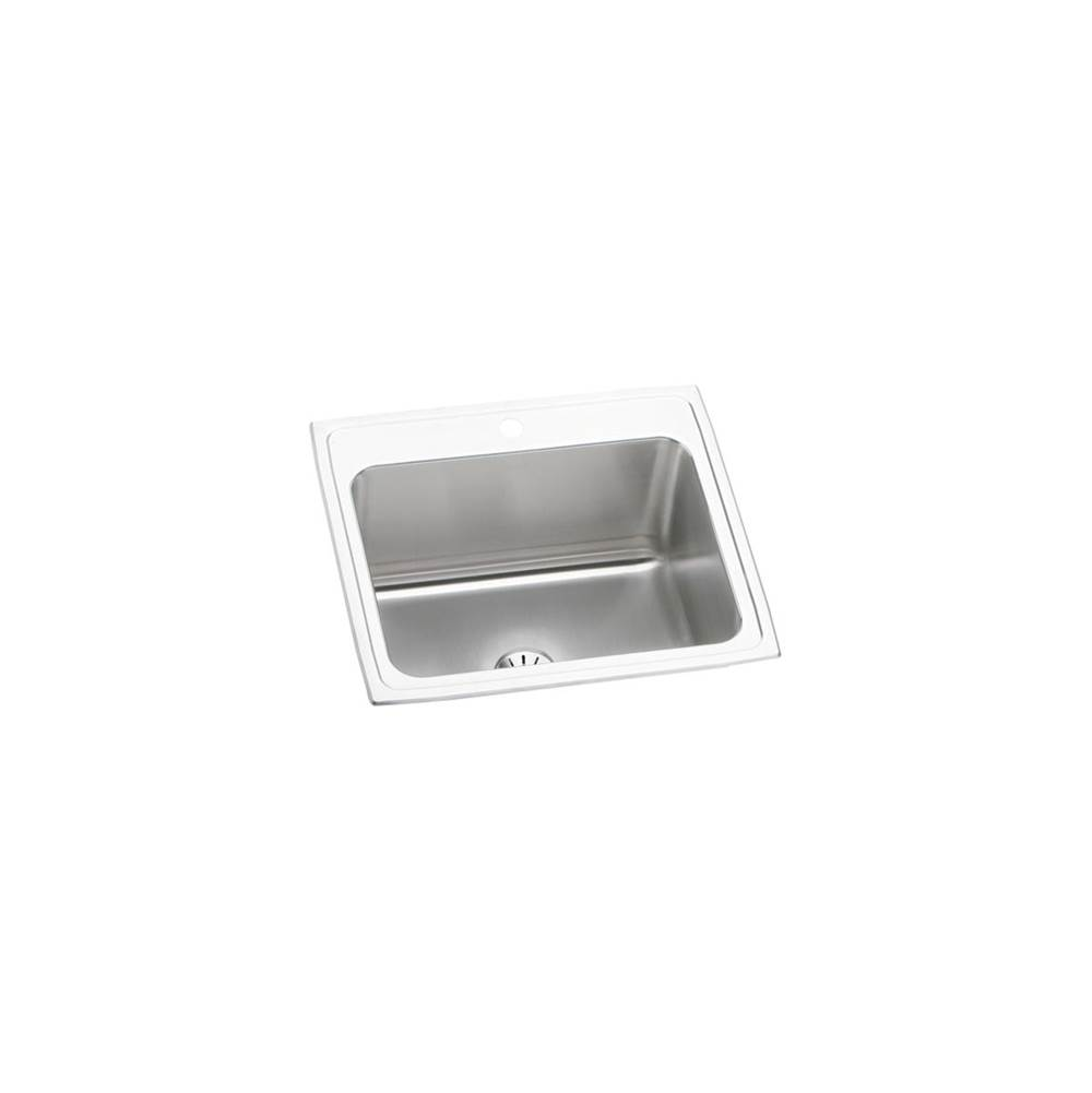 Elkay Drop In Kitchen Sinks item DLR252210PD1