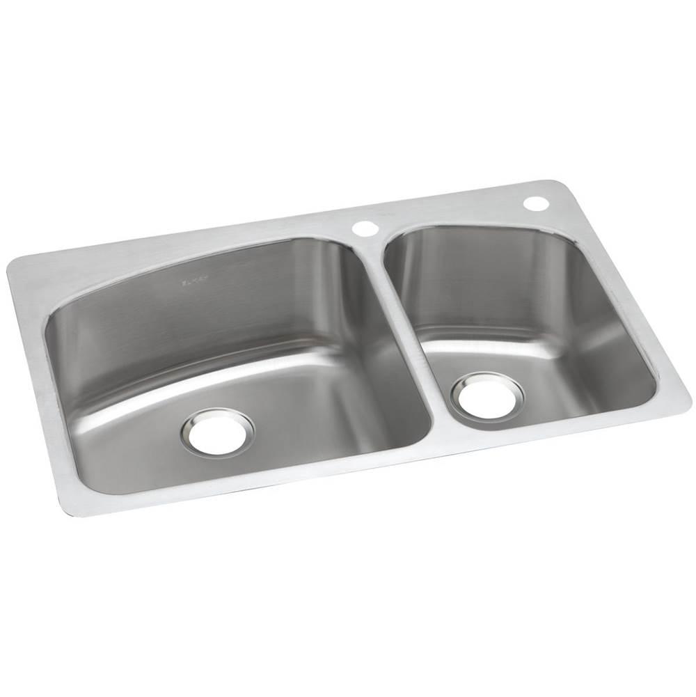 Elkay Sinks Kitchen Sinks Undermount Dayton   Kitchens and Baths by ...