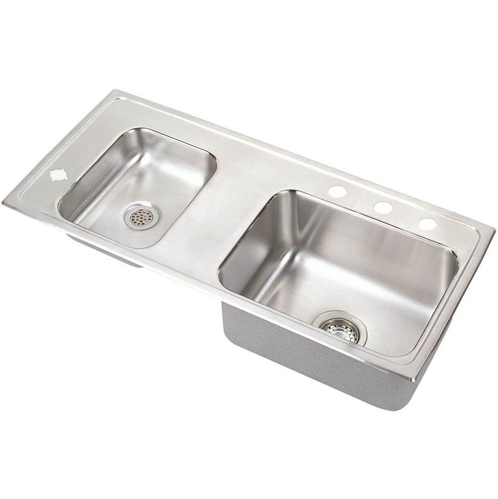 Elkay Drop In Laundry And Utility Sinks item DRKADQ371760L4
