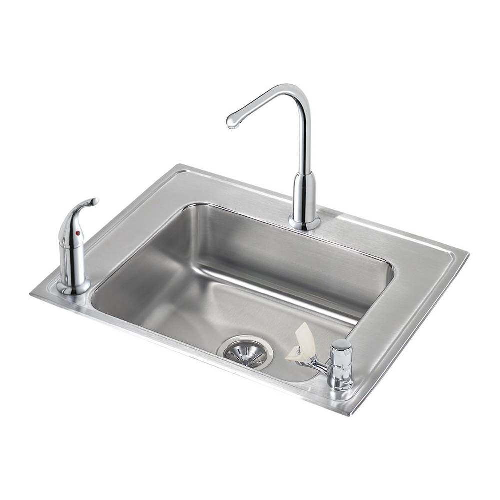 Elkay Drop In Laundry And Utility Sinks item DRKAD282265LC