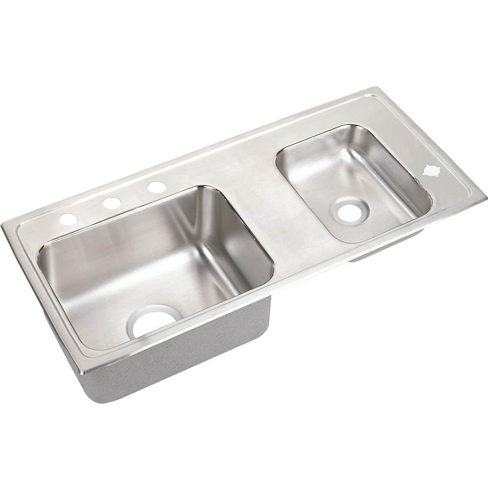 Elkay Drop In Laundry And Utility Sinks item DRKADQ371765R0