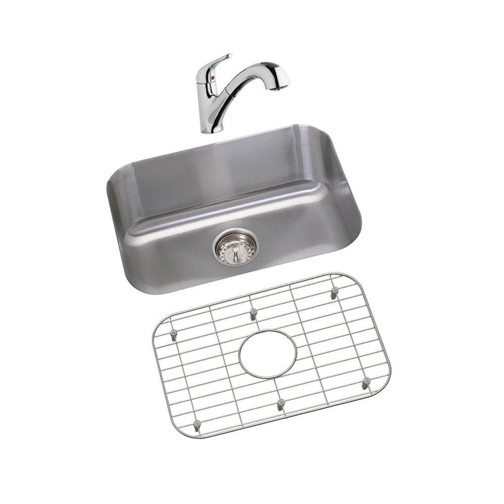 Elkay Undermount Kitchen Sinks item DXUH2115DFBG