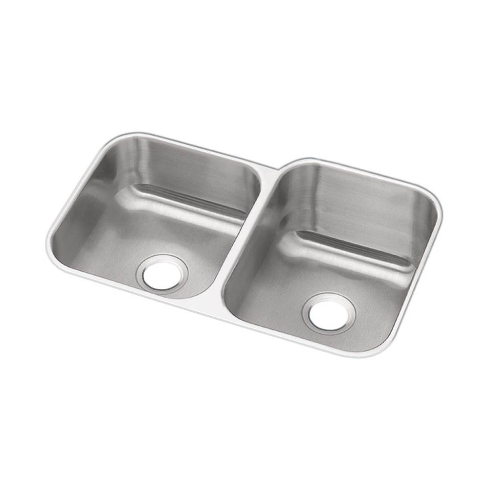 Elkay Undermount Kitchen Sinks item DXUH312010L