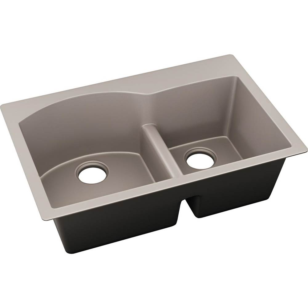 Elkay Drop In Kitchen Sinks item ELXH3322RSM0
