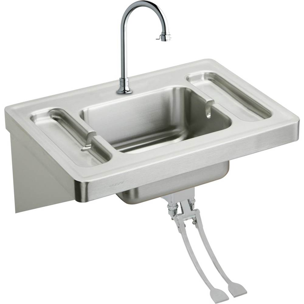 Elkay Wall Mount Laundry And Utility Sinks item ESLV2820FC