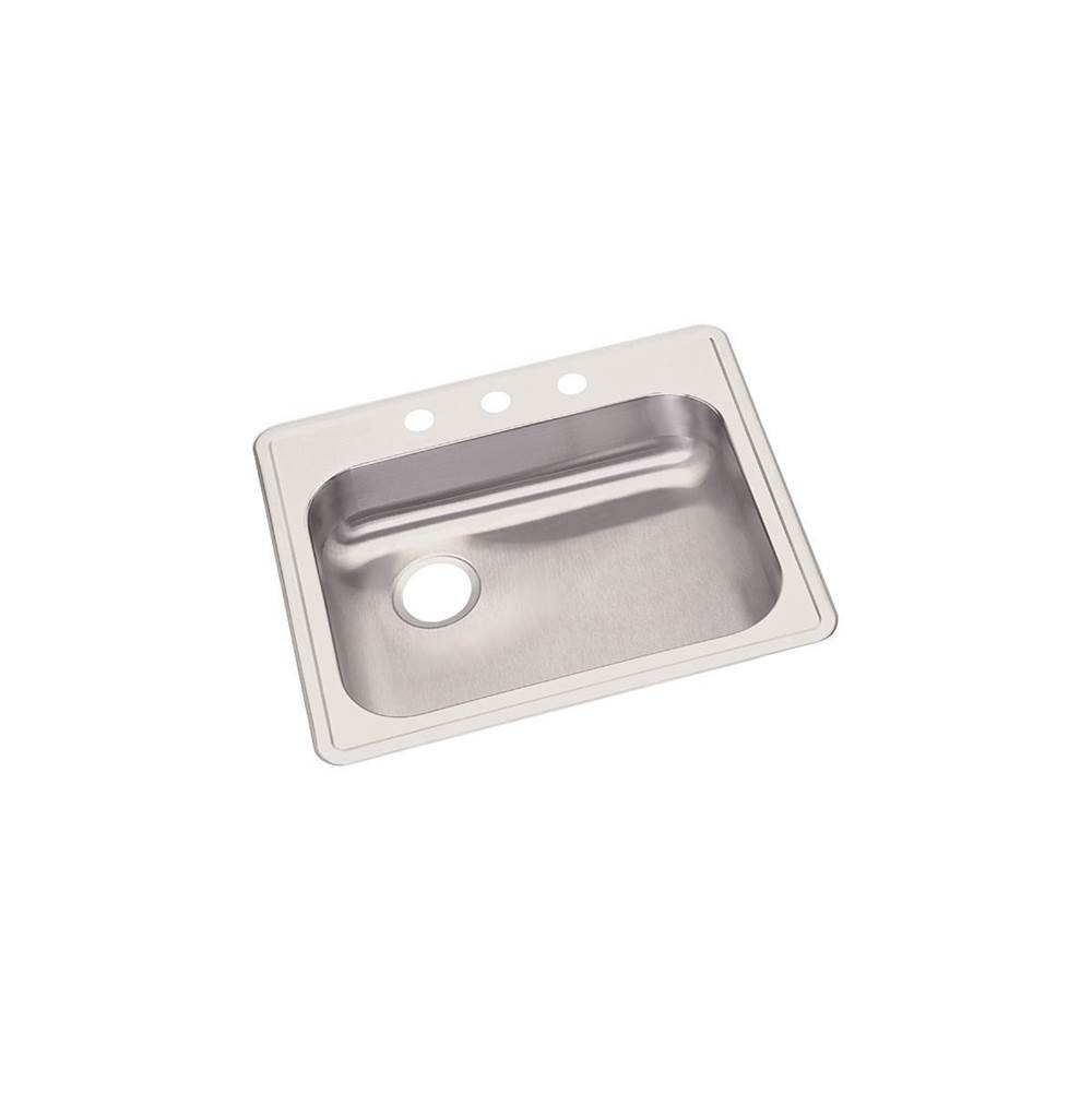 Elkay Drop In Kitchen Sinks item GE12522L3