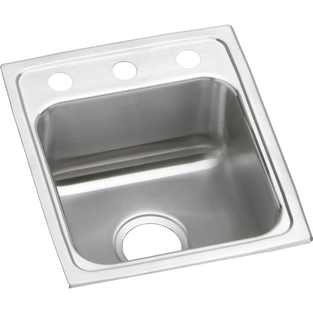 Elkay Drop In Kitchen Sinks item LRAD1316652