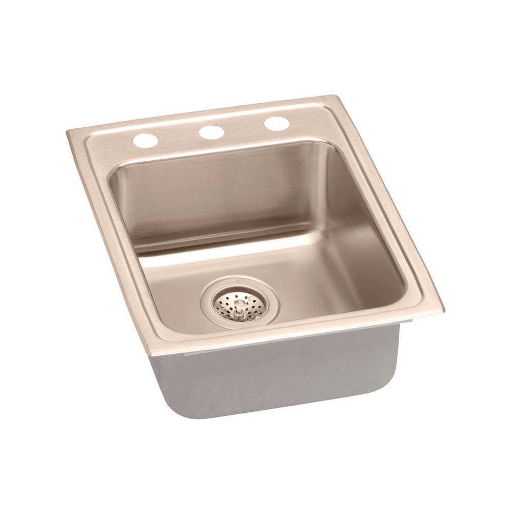 Elkay Drop In Kitchen Sinks item LRAD1722550-CU