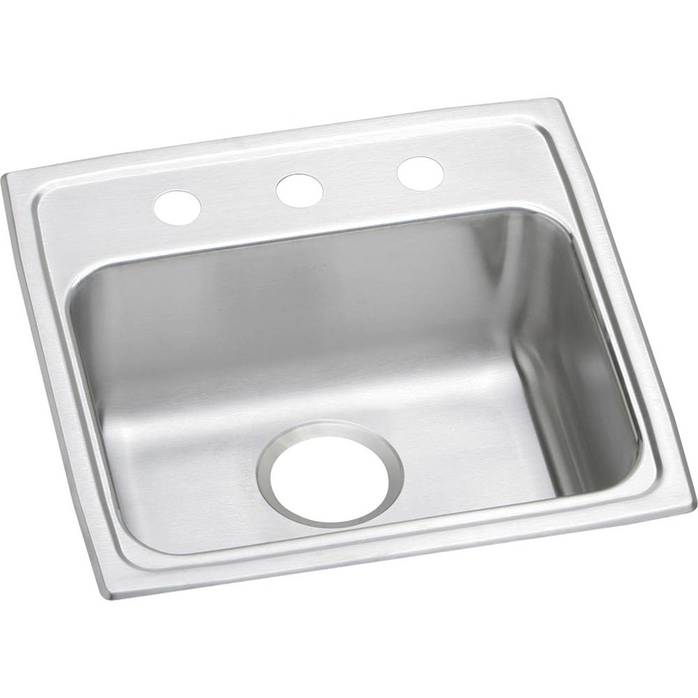 Elkay Drop In Kitchen Sinks item LRAD191940MR2