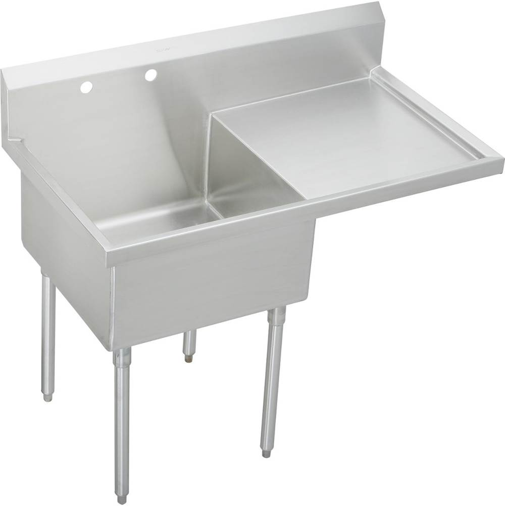 Elkay Console Laundry And Utility Sinks item SS8130ROF1