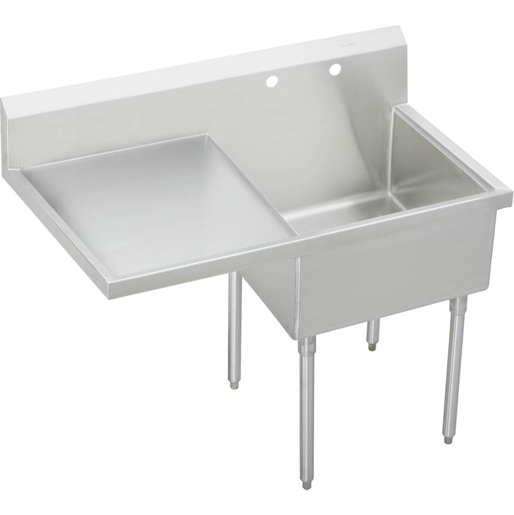 Elkay Console Laundry And Utility Sinks item WNSF8124L2