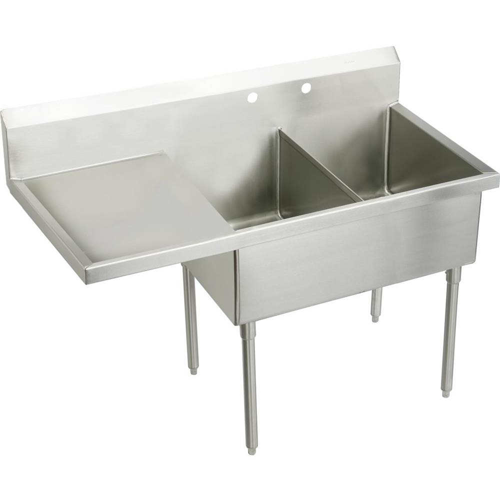 Elkay Console Laundry And Utility Sinks item WNSF8248L4