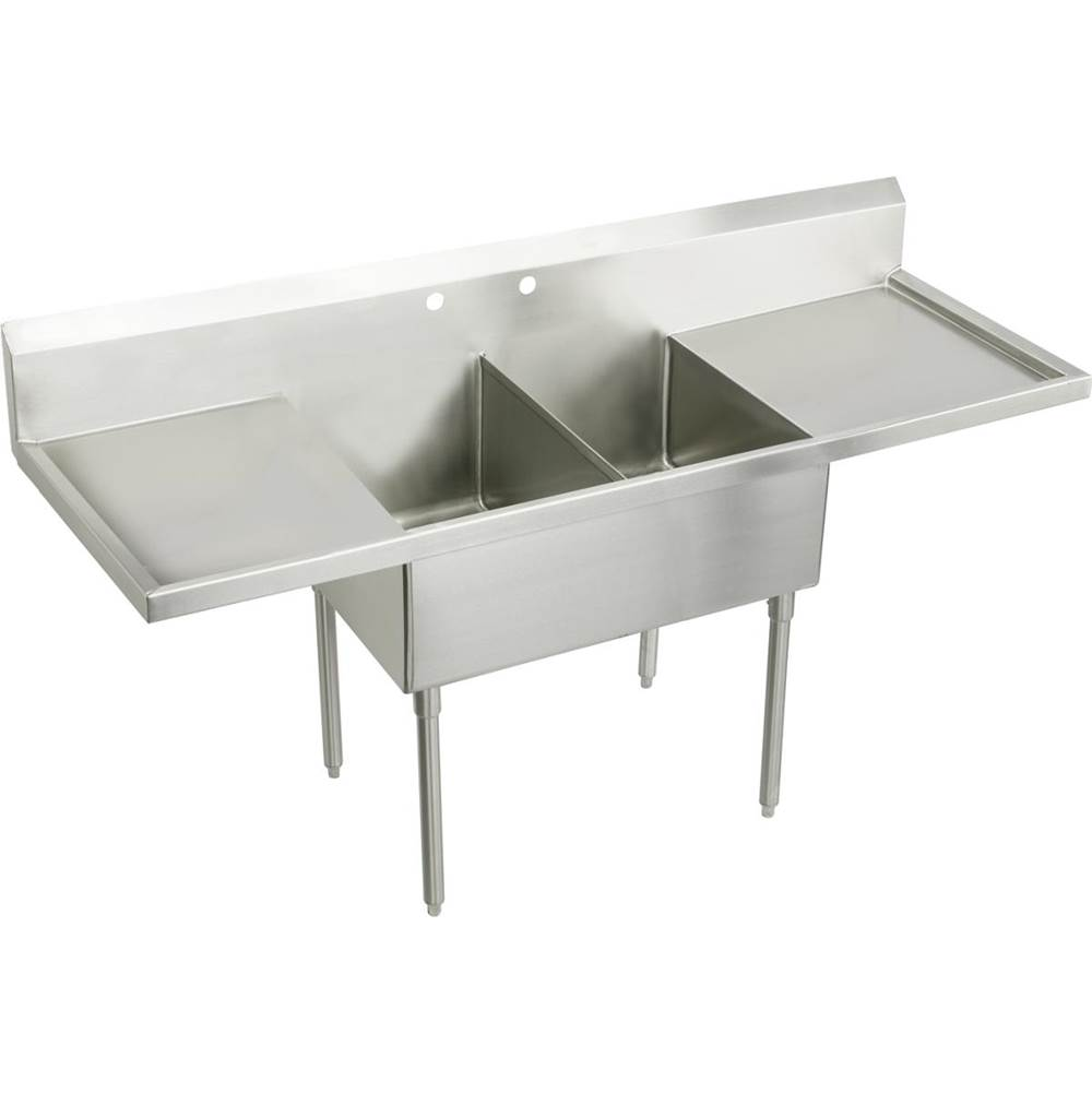 Elkay Console Laundry And Utility Sinks item WNSF8248LROF4