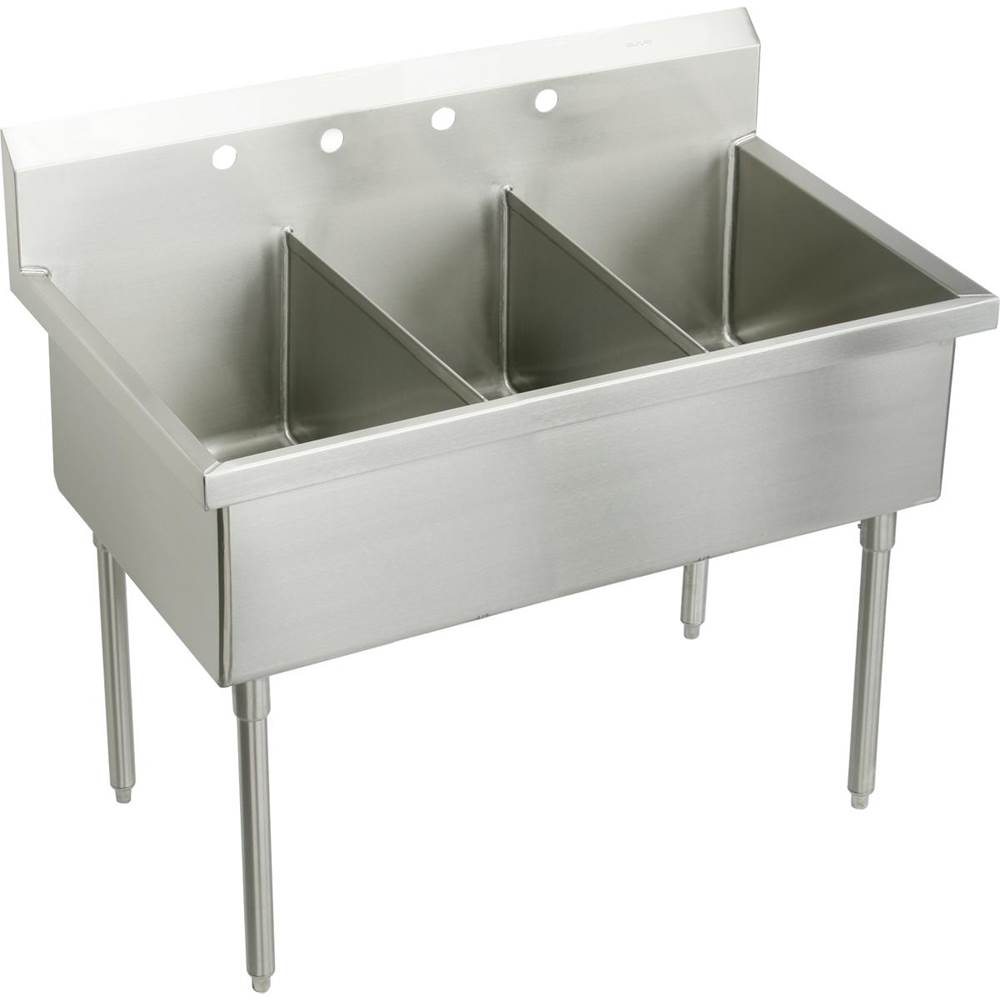 Elkay Console Laundry And Utility Sinks item WNSF8345OF6