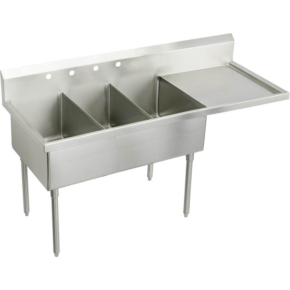 Elkay Console Laundry And Utility Sinks item WNSF8345R2