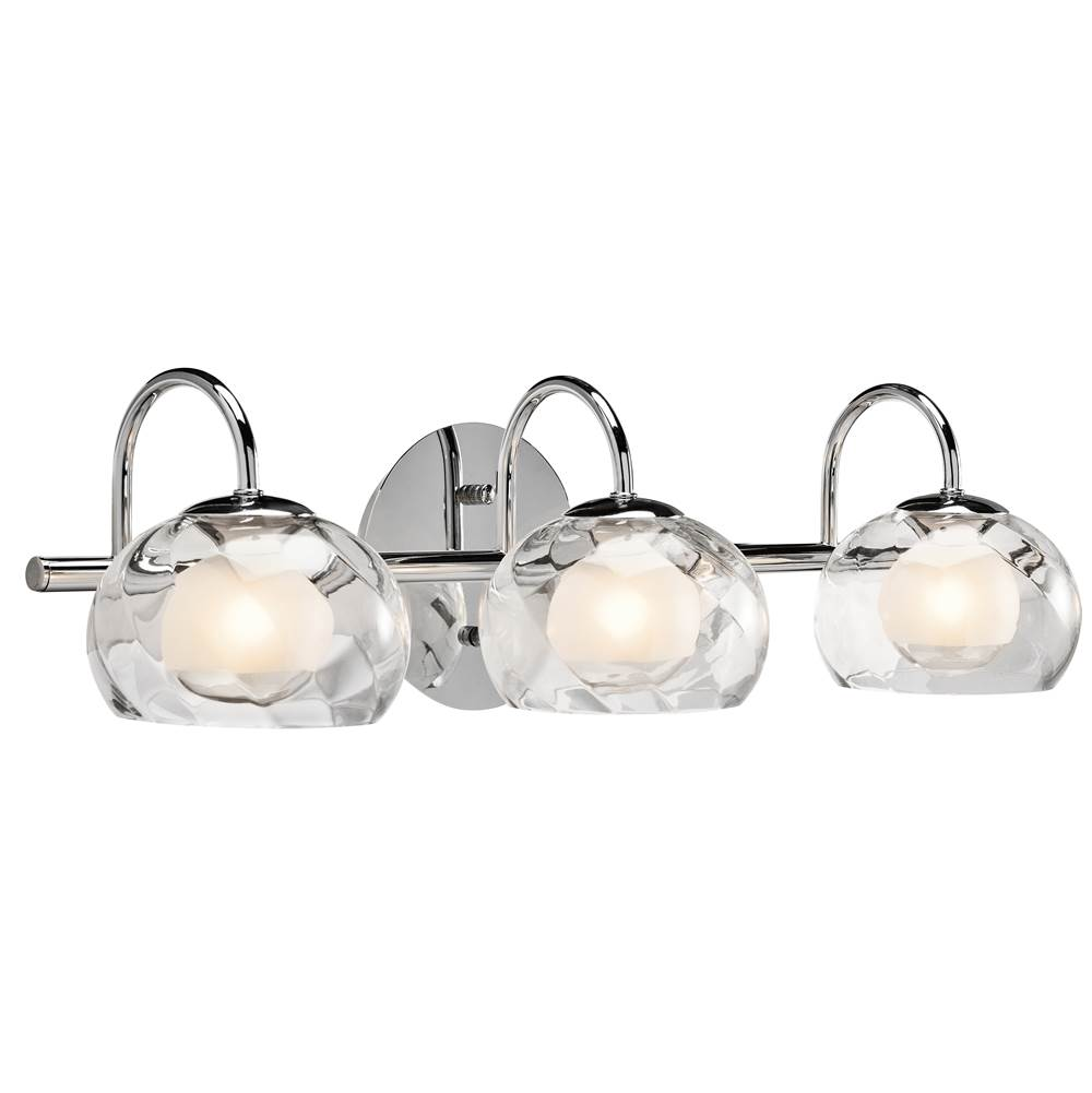 Elan Three Light Vanity Bathroom Lights item 83076