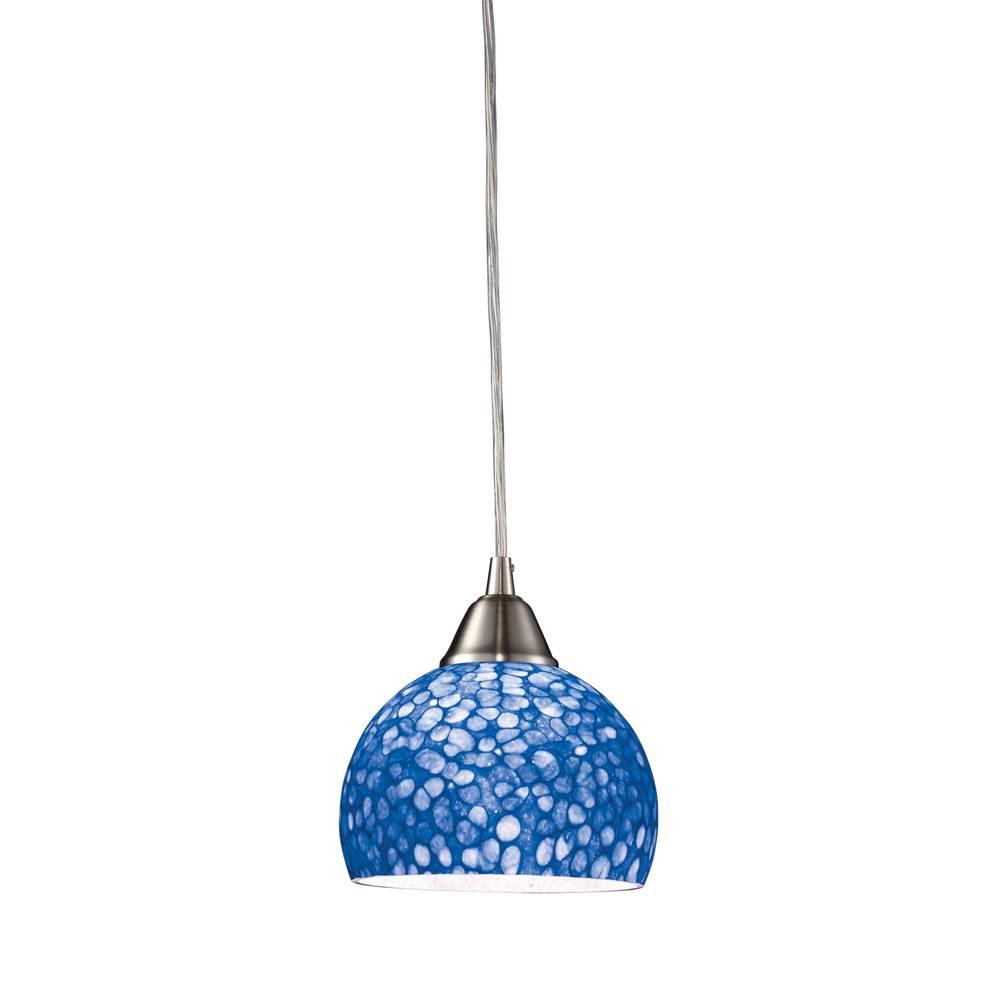 Elk Lighting Mini Pendants Pendant Item 10143 1pb Led