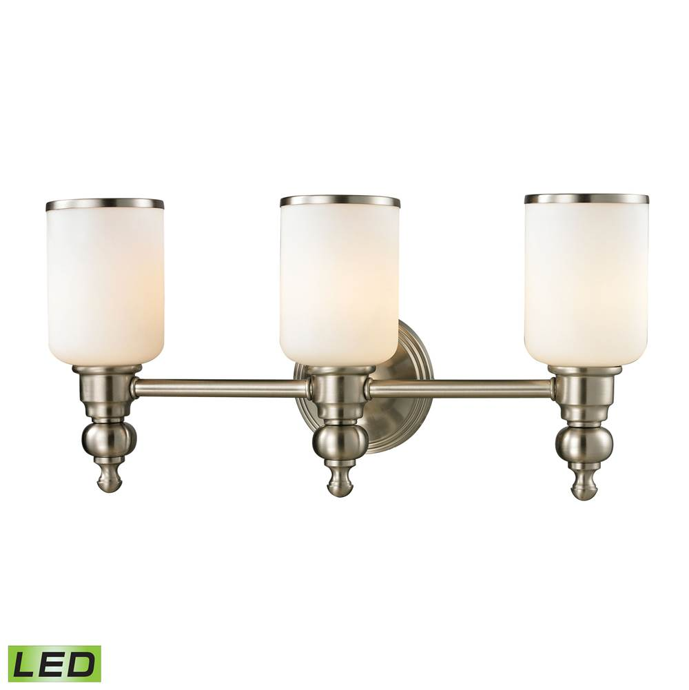 Elk Lighting Three Light Vanity Bathroom Lights item 11582/3-LED