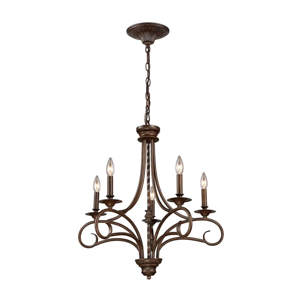 Elk Lighting Mini Chandeliers Chandeliers item 15042/5