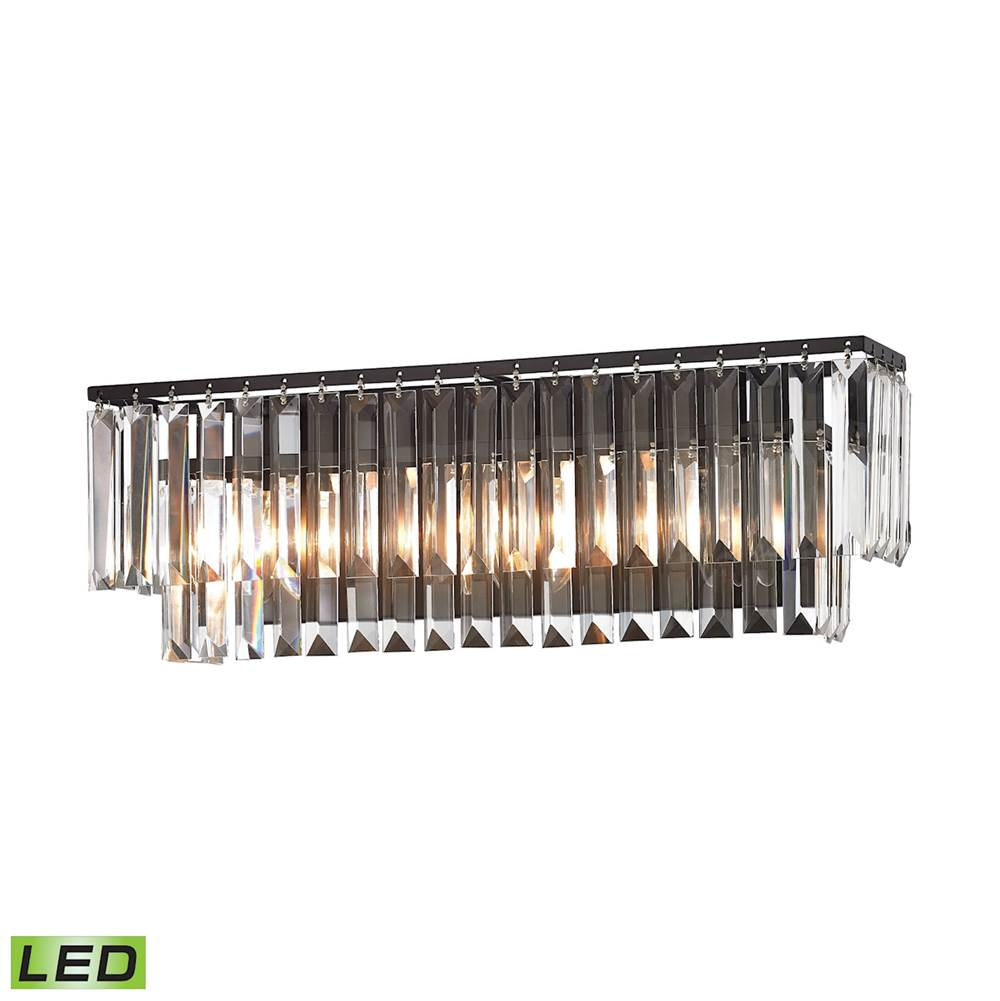 Elk Lighting Three Light Vanity Bathroom Lights item 15222/3-LED