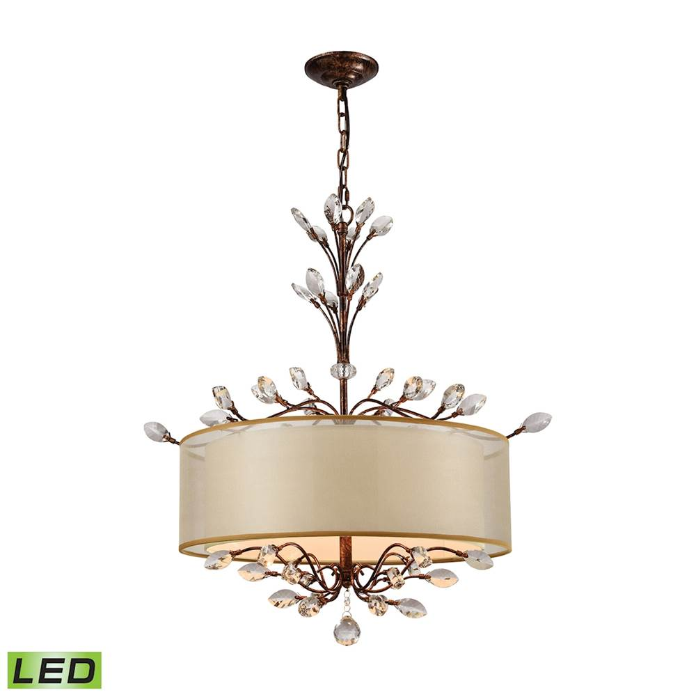 Elk lighting chandeliers drum chandeliers kitchens and baths by 81000 aloadofball Image collections