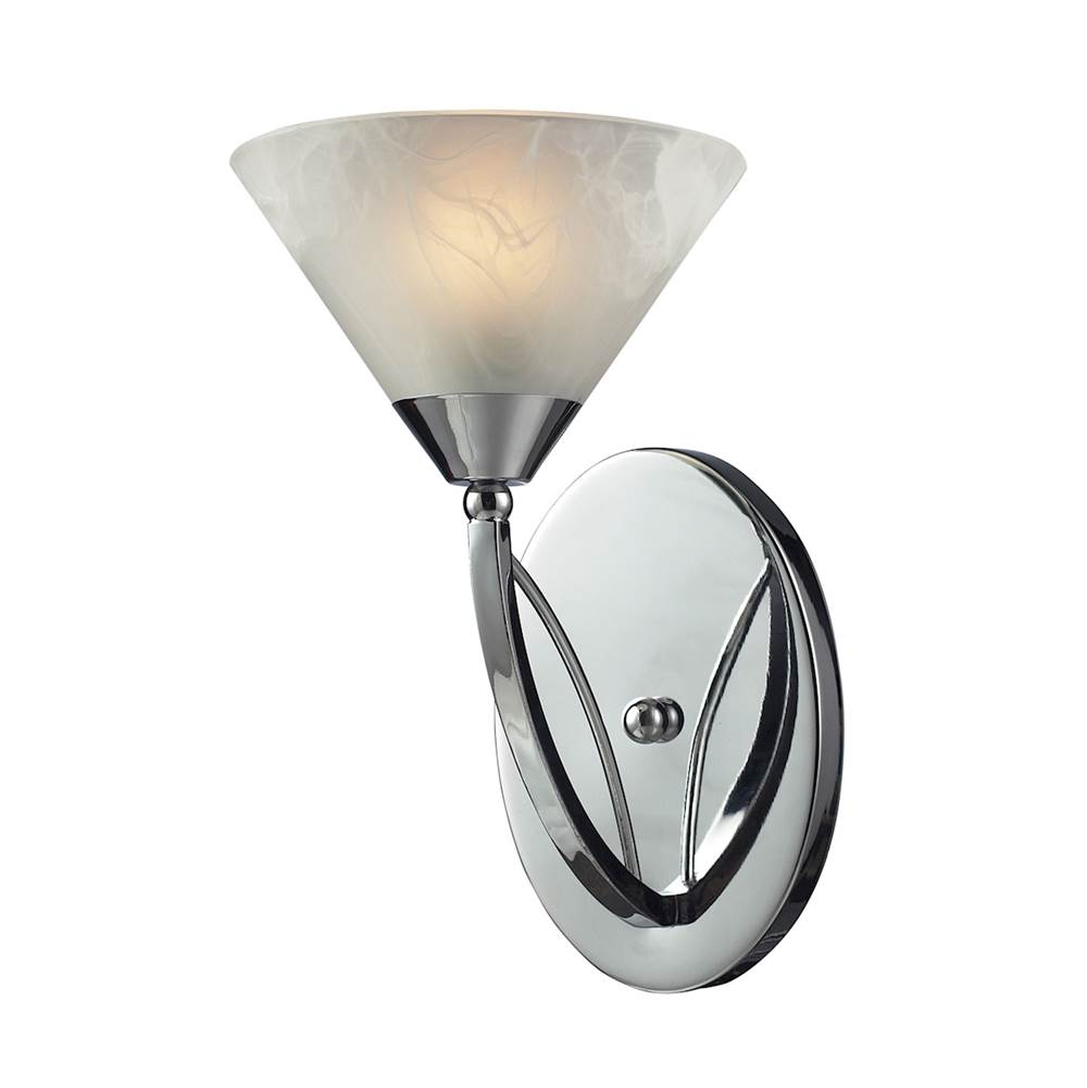 Elk Lighting One Light Vanity Bathroom Lights item 17020/1