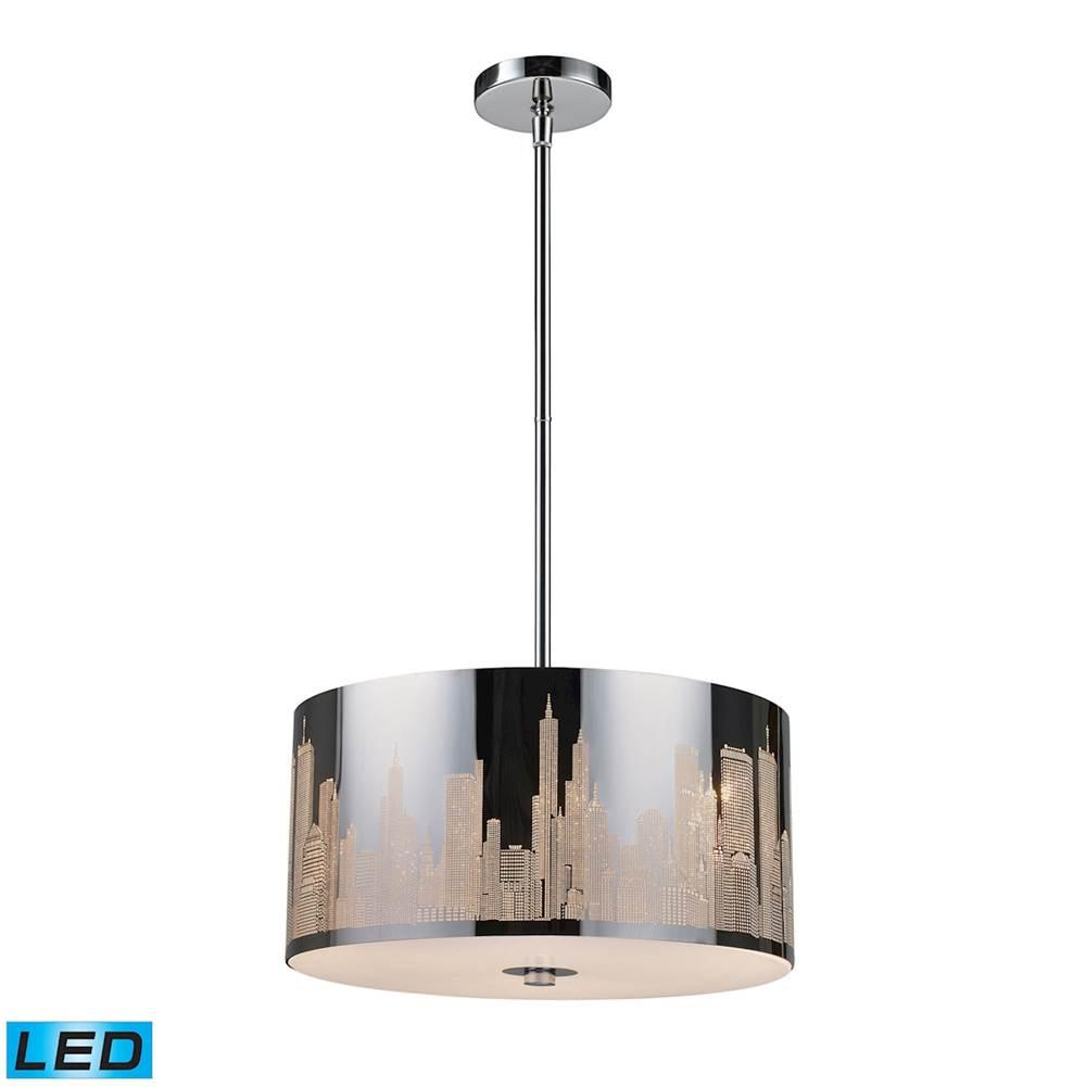 Elk lighting pendant lighting steel lighting kitchens and baths by 41800 aloadofball Images
