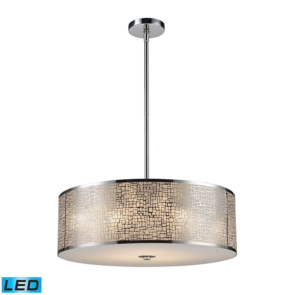 Elk lighting pendant lighting steel lighting kitchens and baths by elk lighting drum pendants pendant lighting item 310435 led aloadofball Images