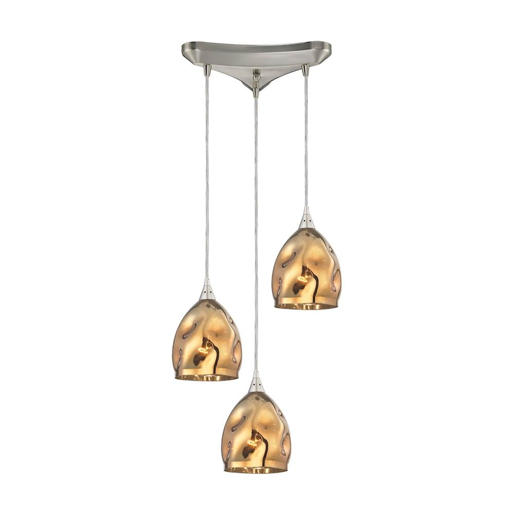 Elk Lighting Multi Point Pendants Pendant Lighting item 31597/3