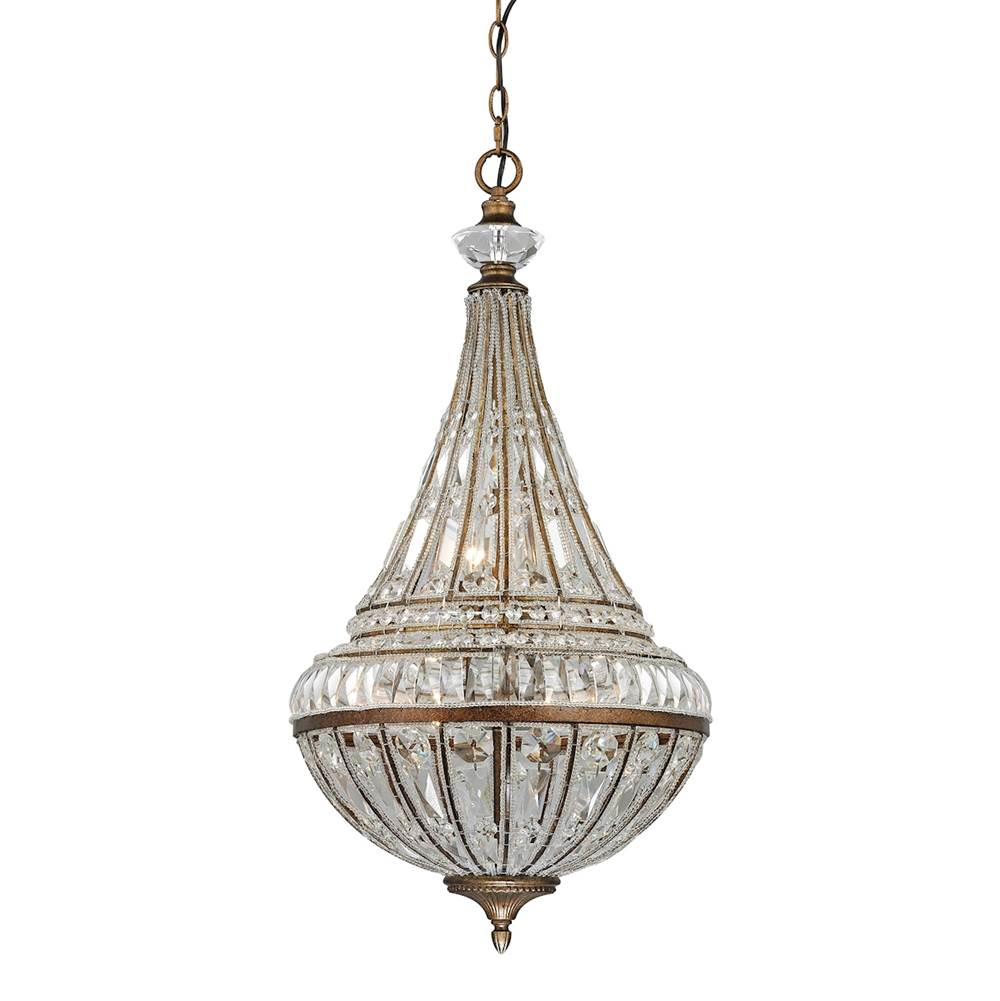 Elk Lighting Cage Chandeliers Chandeliers item 46047/6