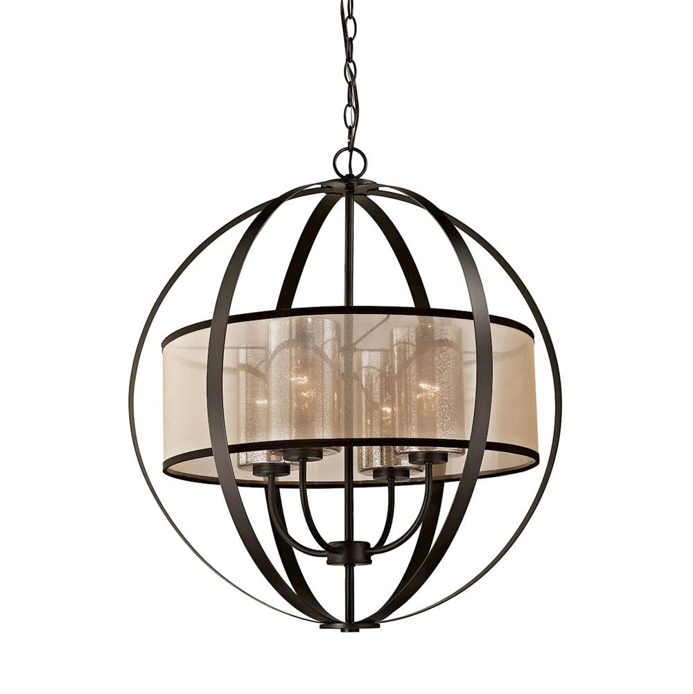 Elk Lighting Cage Chandeliers Chandeliers item 57029/4