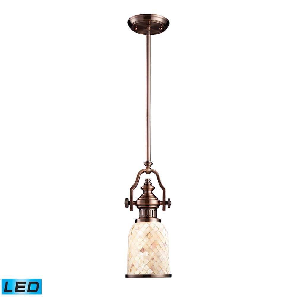Elk lighting pendant lighting copper tones lighting kitchens and elk lighting mini pendants pendant lighting item 66442 1 led aloadofball Images