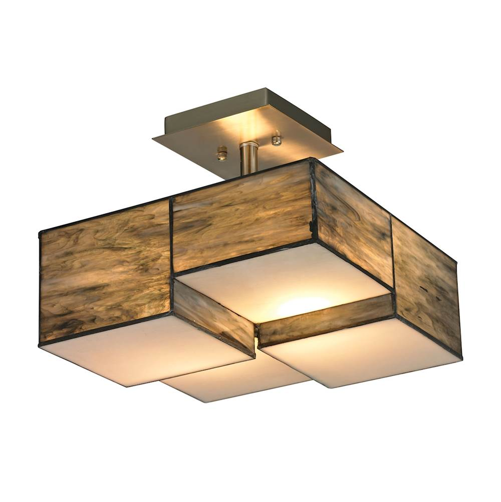 Elk Lighting Semi Flush Ceiling Lights item 72071-2