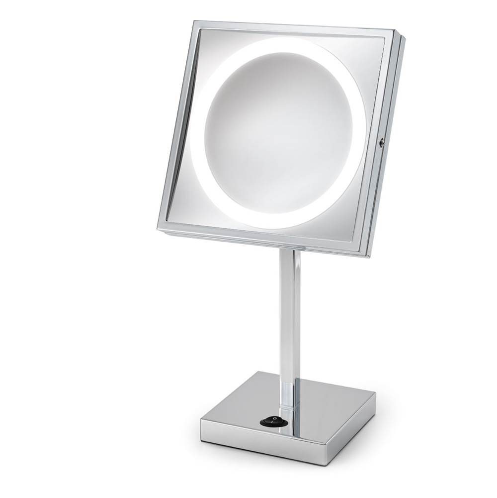 Electric Mirror Electric Lighted Mirrors Mirrors item EM88-TRI-BN