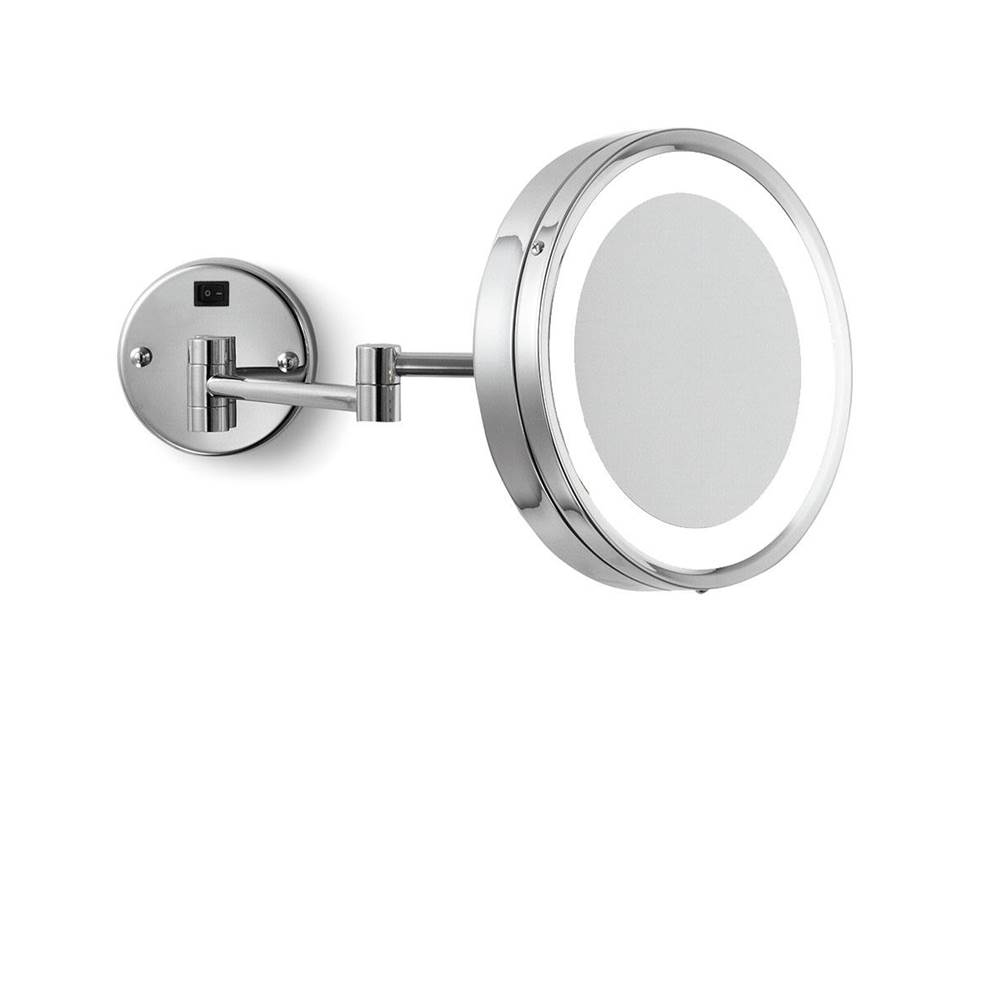 Electric Mirror Electric Lighted Mirrors Mirrors item EMHL10-CH