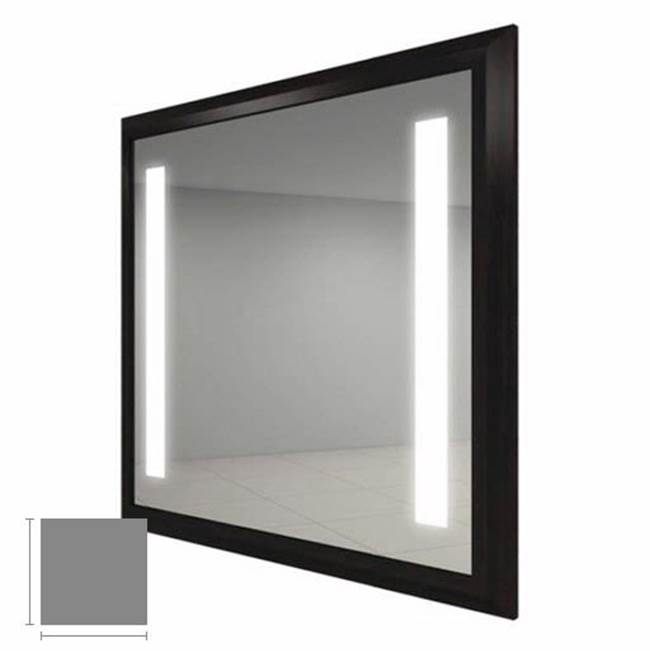 Electric Mirror Square Mirrors item REF4242